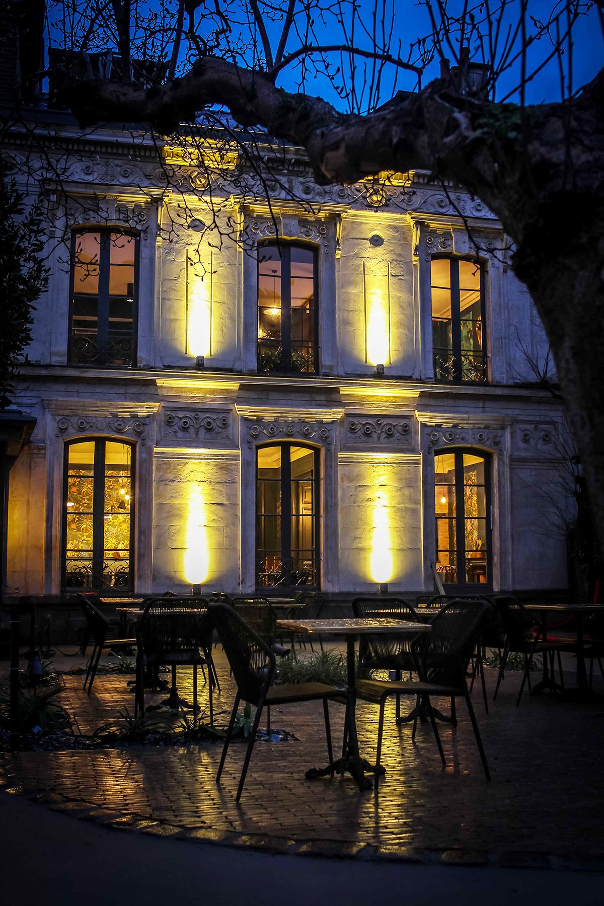 Menu Le Globe Restaurant Rennes